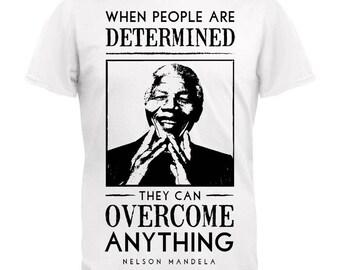 Nelson Mandela Determined T-Shirt