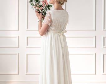 "Maternity wedding dress ""Karina"""