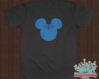 Disney Shirts - Avatar Mickey Head - 2 Color Design