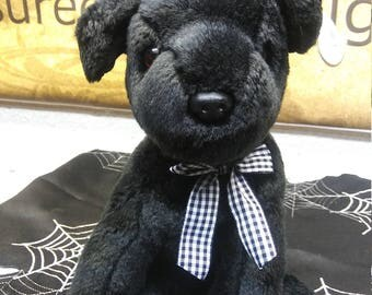 Ty  Beanie BUDDIES Luke the Black Lab