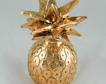 Ceramic pineapple