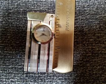 Vintage Bucherer 17 jewel Watch Lighter