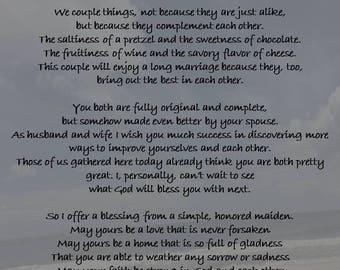 Maid Of Honor Speech Download Printable Wedding Toast Speeches Reception