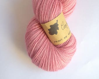 Candy - Skein of baby alpaca hand dyed