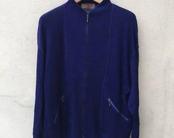 Rare Arrston Volaju Kohshin Satoh Tenth Anniversary Zipper Sweater