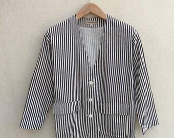 Vintage Calvin Klein Sport Blazer Jacket Ck