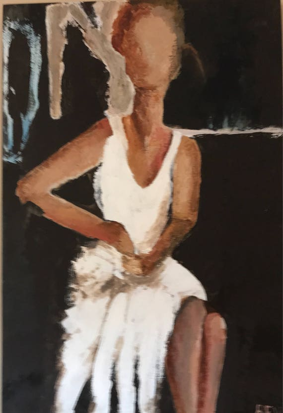 The white dress 5