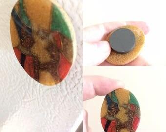Refurbished Egyptian Magnet #2