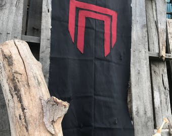 Destiny 2 Red Legion banner.