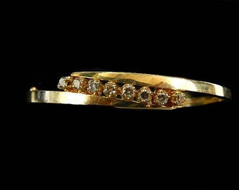 DIAMOND BANGLE #4256