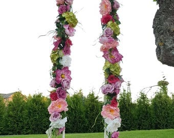 flower garland photo prop XL RTS