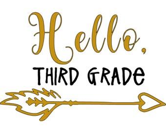 Hello (number) grade