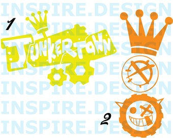 Junkertown Decals