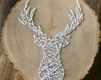 MADE TO ORDER Deer String Art