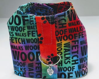 Harness Vest for Petite Dogs