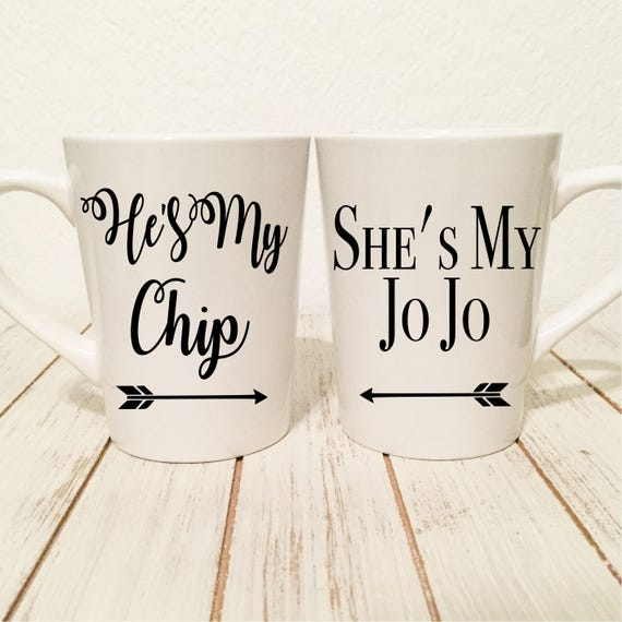 Wedding Gift For Couples - Chip and JoJo - Bridal Party Gifts ...
