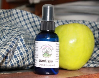 HaniTizer-Non-Alcohol Hand Cleaner Spray