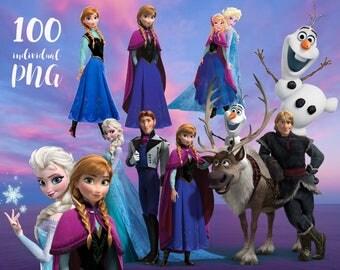 Disney Frozen Clipart  High Resolution Disney Clipart Princess Clipart
