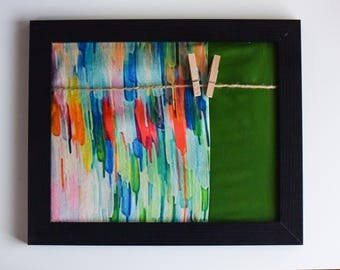 Rich indian Fabric frames/ wall frame/ fabric frame/ Shibori Prints/ raw silk frame/ Indian prints/ warli print/ baby nursery room frame