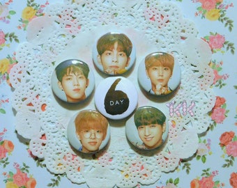 Day6 Button Pack