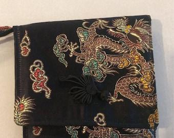 Korean Silk Evening Clutch