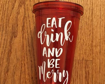 Eat, Drink, and be Merry Tumber