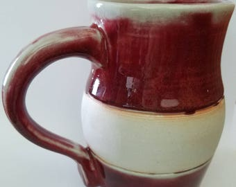 Peteys Red Mug