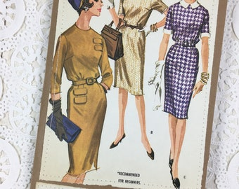 Vintage Sewing Pattern Journal, Junk Journal, Smashbook, Art Journal, Journal, Vintage Paper, Ephemera, Scrapbook, 6157