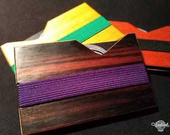 Ebony Wooden Tiles