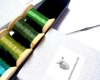 Spring Knitting Kit
