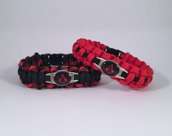 Assassin's Creed Paracord Bracelet