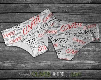 Covfefe Underwear / American Patriotic Knickers / Merica