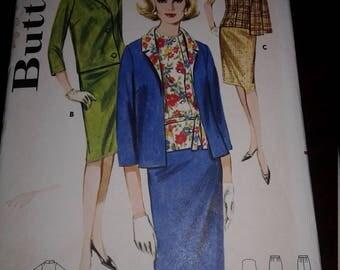 Vintage Butterick - Pattern 2948 - Misses' Suit Coordinates - Bust 32 Size 12