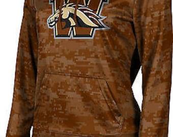ProSphere Women's Western Michigan University Digital Pullover Hoodie (WMU)