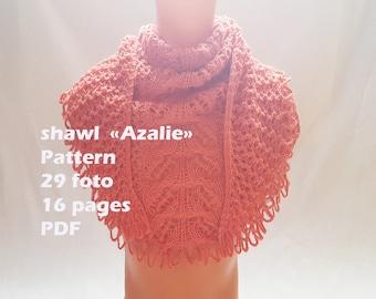 Patterns knitting women Pattern  Patterns for women Knit wrap tutorial Shawl pattern