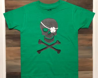 Boys St. Patricks Day Shirt