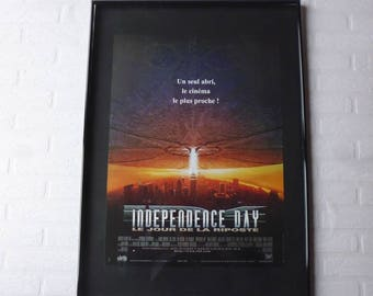 1996 Independence Day original movie poster