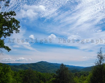 Landscape Photograph, Mountain Photograph, Nature Print,