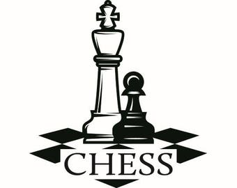 Competition chess   Etsy