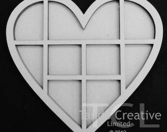 Heart Mini Printer Tray Kit - Home Decor