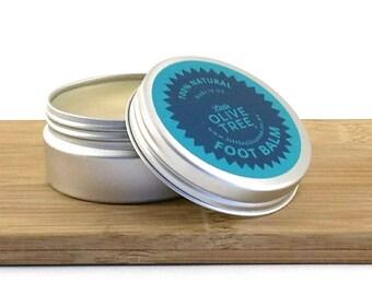 Minty Foot Balm, 100% natural & NZ made
