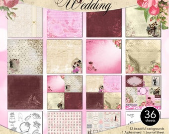 Papericious The Wedding paper pack