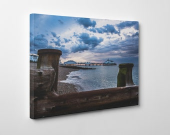 Eastbourne Pier & Groyne