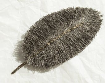 Vireo reflections: Feather textile jewelry, jewelry bags, accessories, decoration...