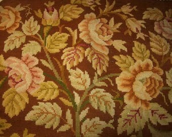 a very nice old Tapestry for designs, fabric old