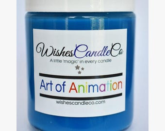 Art of Animation™ Candle With Free Magical Pin Inside