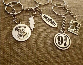Harry Potter Keychains