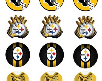 Pittsburgh Steelers Edible images