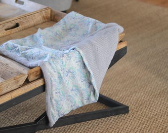 Ready made baby blanket