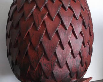 Red Dragon Egg
